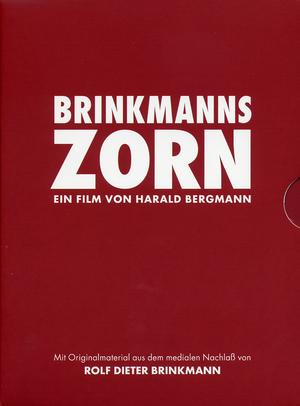 Brinkmanns Zorn, DVD-Cover